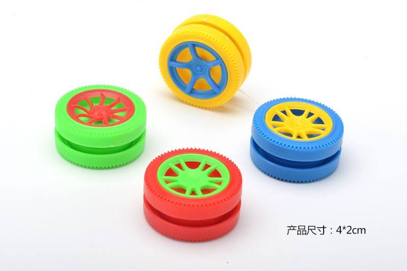Yo-yo in the wheel NO.TA262142