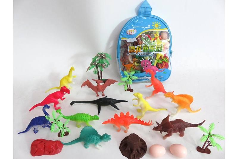 Animal and plant simulation model toy scene static dinosaur No.TA255785