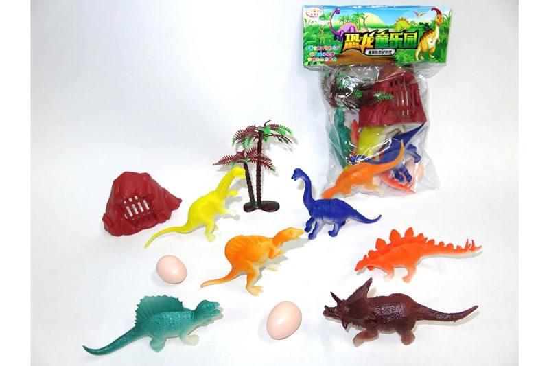 Animal and plant simulation model toy scene static dinosaur No.TA255790