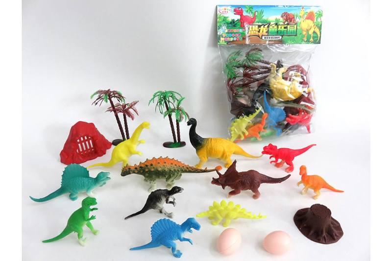 Animal and plant simulation model toy scene static dinosaur No.TA255797