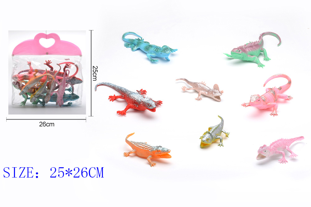 Animal and plant simulation model toy Dinosaur WorldNo.TA255958