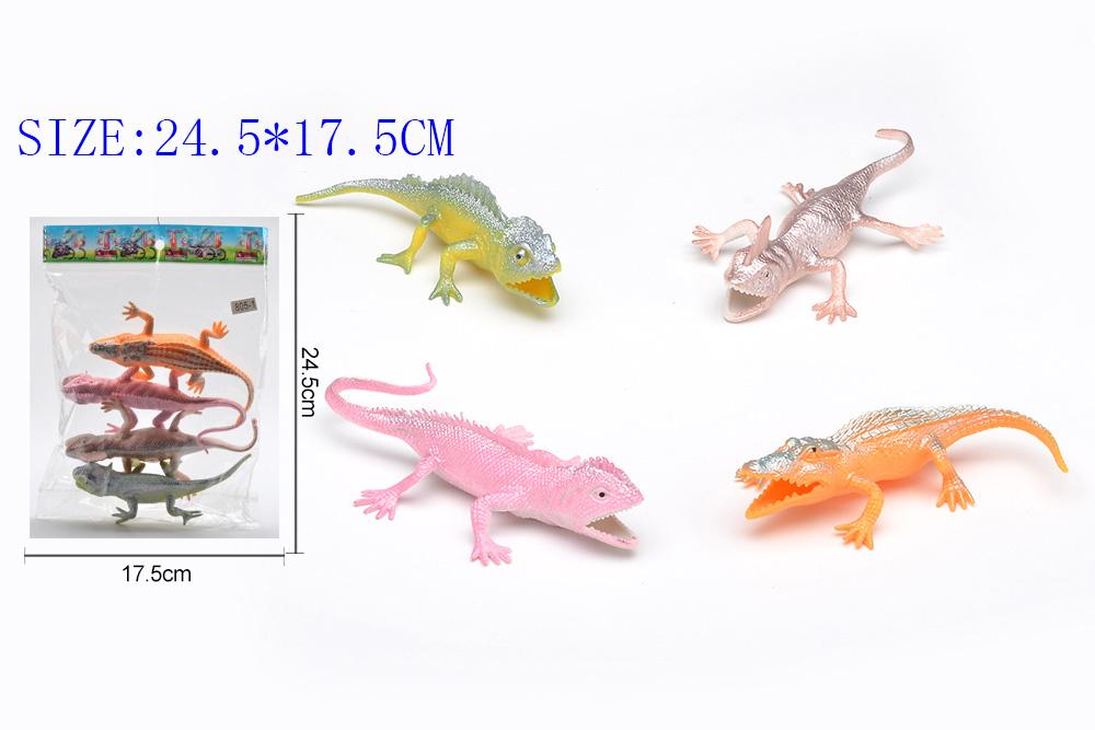 Animal and plant simulation model toy Dinosaur WorldNo.TA255961