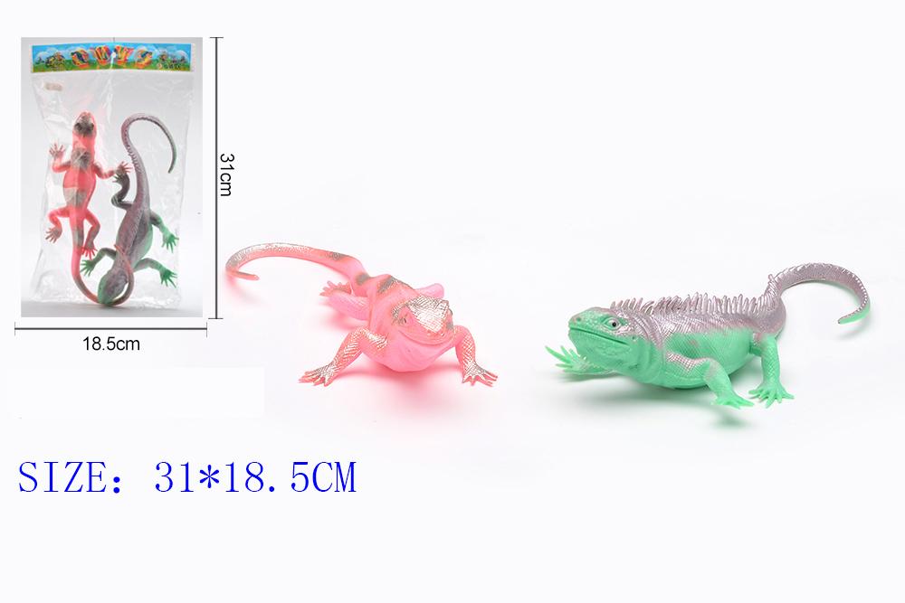 Animal and plant simulation model toy Dinosaur WorldNo.TA255962