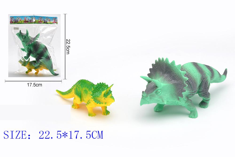 Animal and plant simulation model toy Dinosaur WorldNo.TA255965