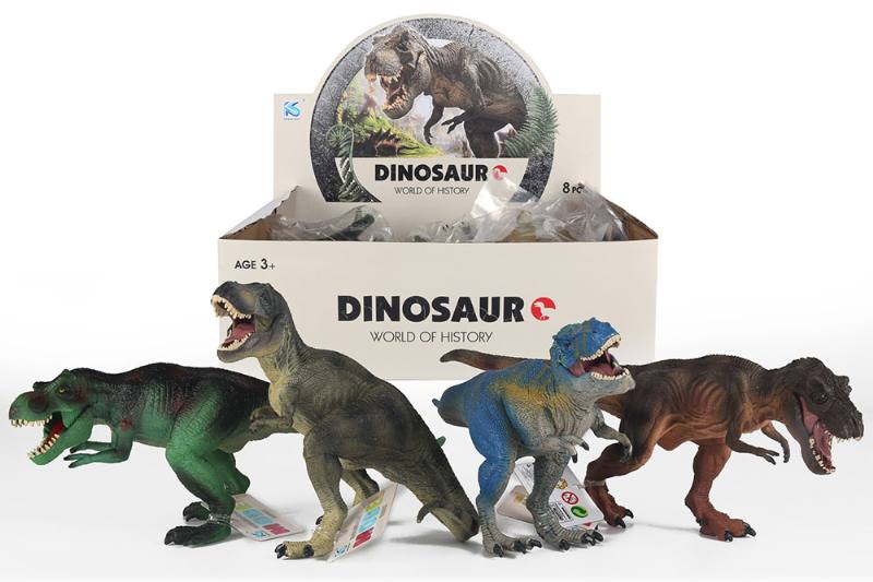 Animal model toy solid dinosaur set No.TA260439