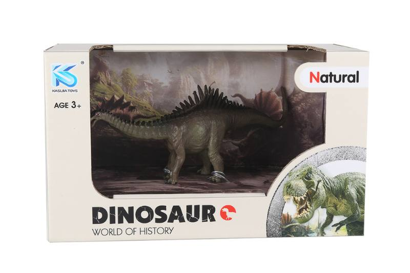 Animal model toy solid dinosaur set No.TA260464