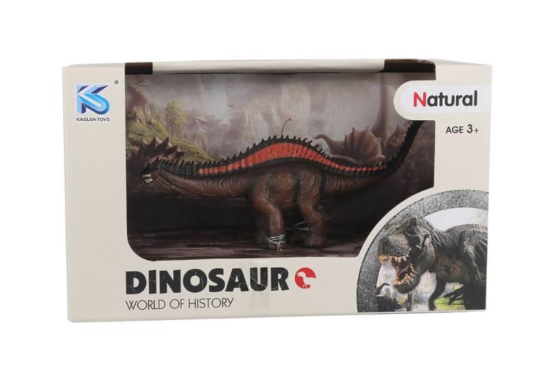 Animal model toy solid dinosaur set No.TA260465