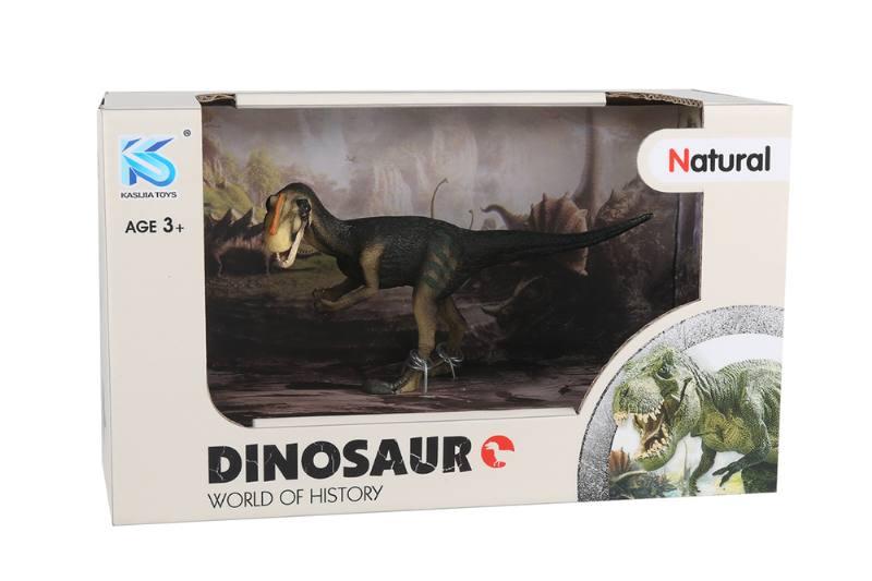 Animal model toy solid dinosaur set No.TA260467