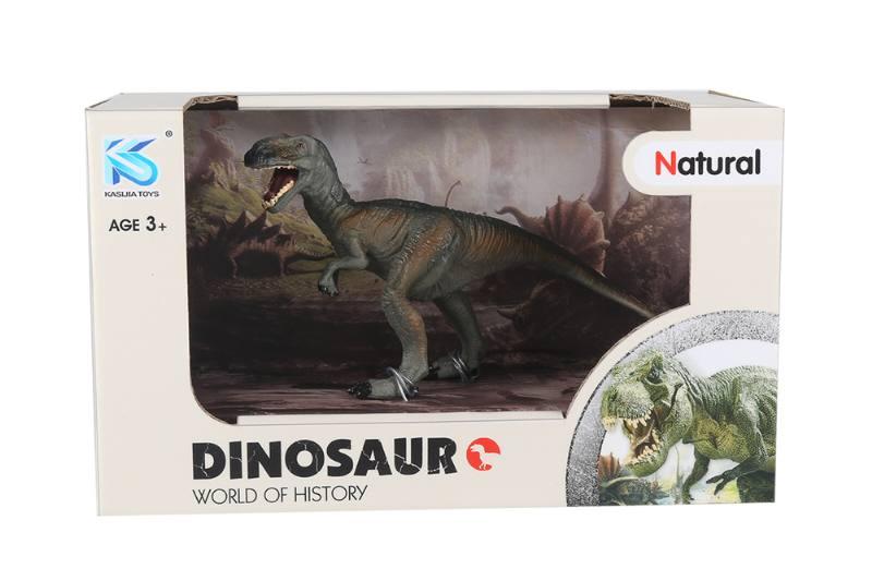 Animal model toy solid dinosaur set No.TA260468