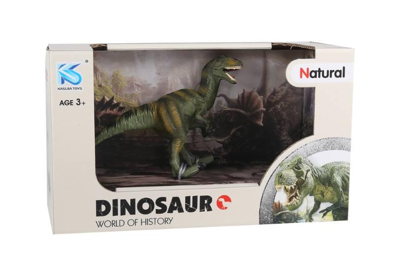 Animal model toy solid dinosaur set No.TA260469