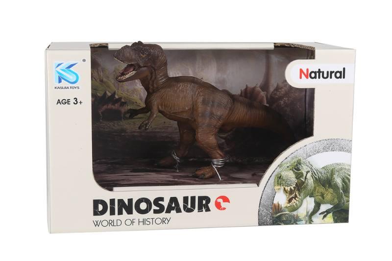 Animal model toy solid dinosaur set No.TA260470