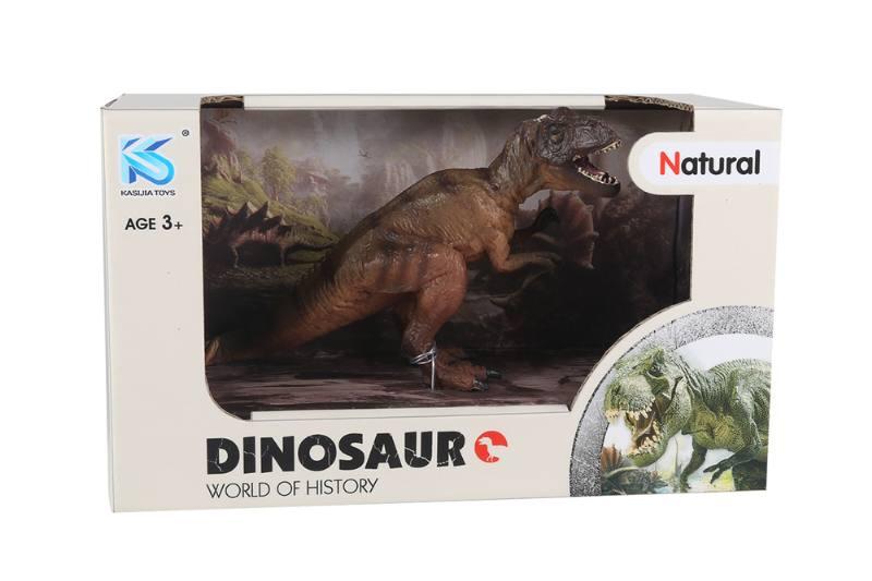 Animal model toy solid dinosaur set No.TA260471