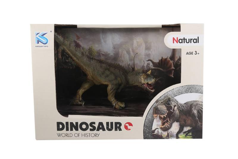 Animal model toy solid dinosaur set No.TA260472