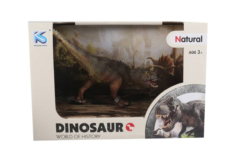 Animal model toy solid dinosaur set No.TA260473