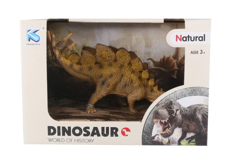 Animal model toy solid dinosaur set No.TA260474