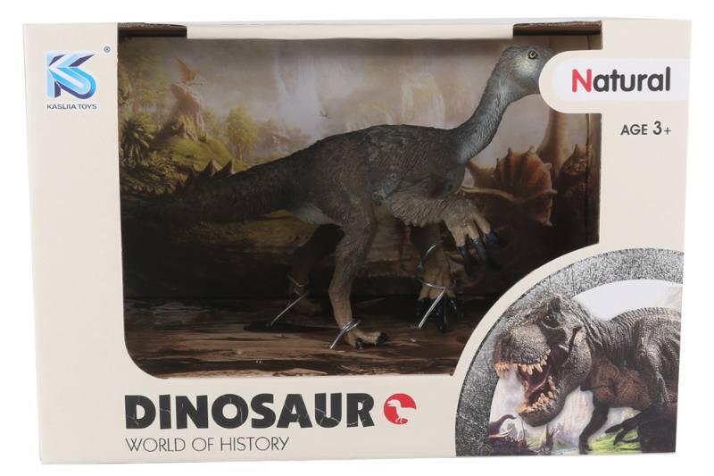 Animal model toy solid dinosaur set No.TA260475