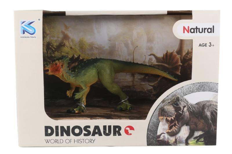 Animal model toy solid dinosaur set No.TA260476