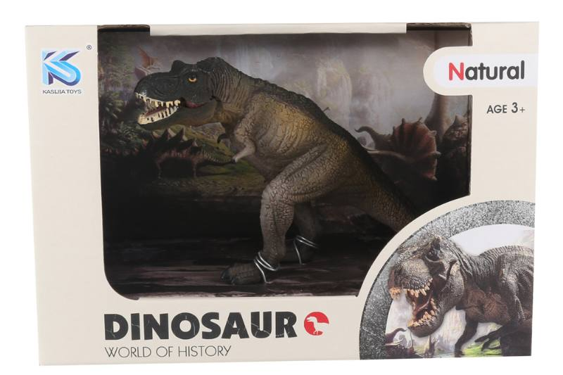 Animal model toy solid dinosaur set No.TA260478
