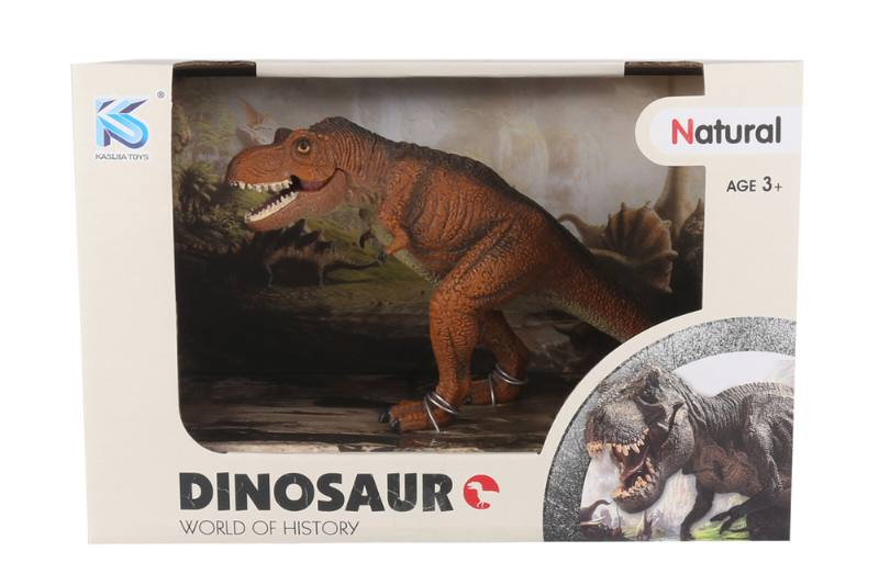 Animal model toy solid dinosaur set No.TA260479