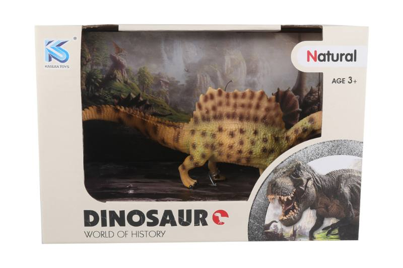 Animal model toy solid dinosaur set No.TA260481