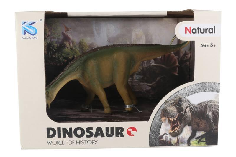 Animal model toy solid dinosaur set No.TA260482