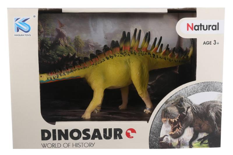 Animal model toy solid dinosaur set No.TA260483