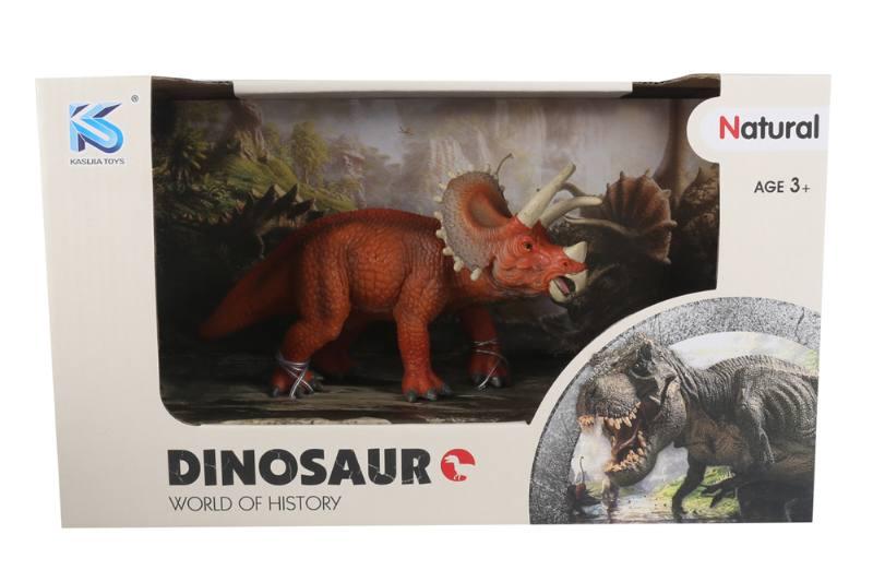 Animal model toy solid dinosaur set No.TA260486