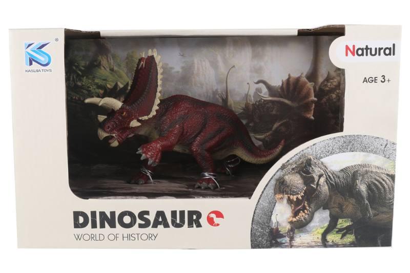 Animal model toy solid dinosaur set No.TA260487