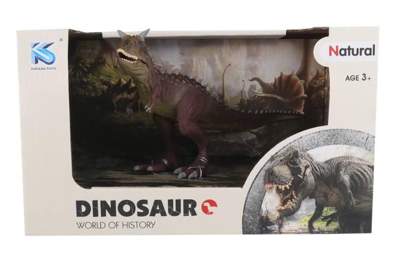 Animal model toy solid dinosaur set No.TA260488