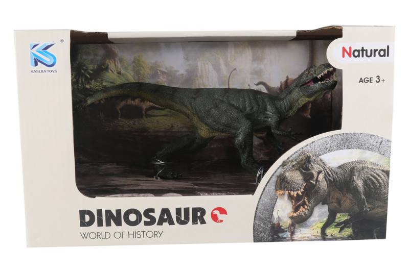 Animal model toy solid dinosaur set No.TA260490