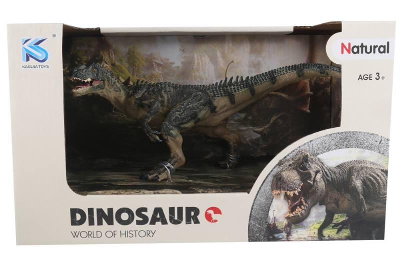 Animal model toy solid dinosaur set No.TA260491
