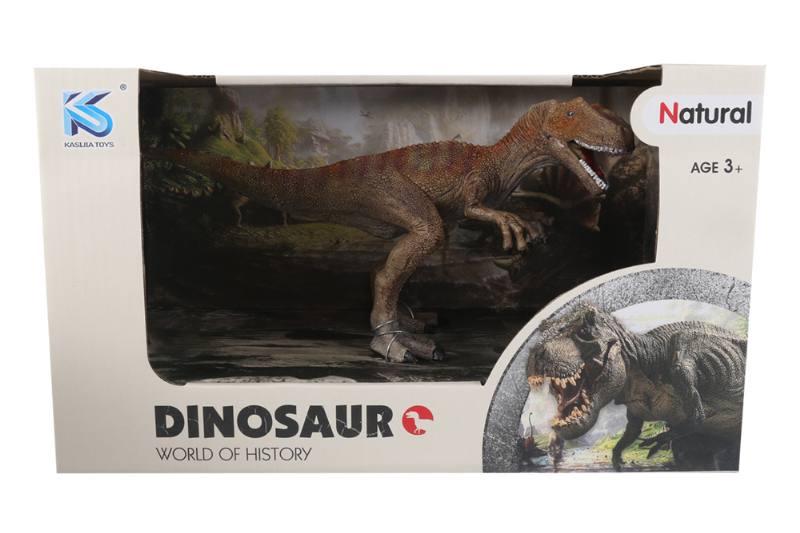 Animal model toy solid dinosaur set No.TA260493