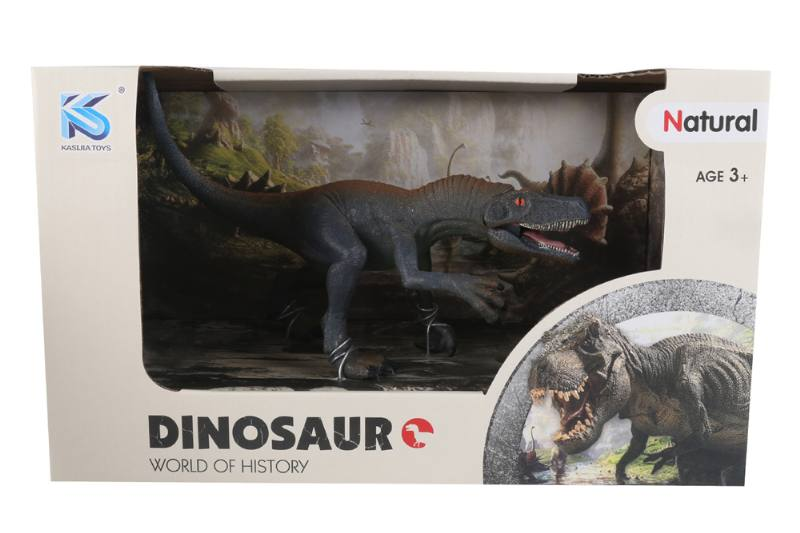 Animal model toy solid dinosaur set No.TA260495