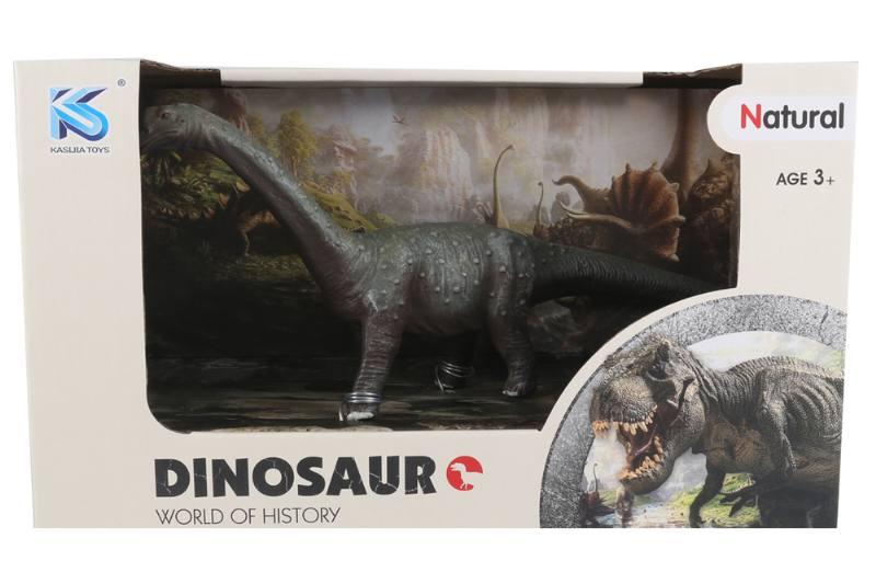 Animal model toy solid dinosaur set No.TA260496