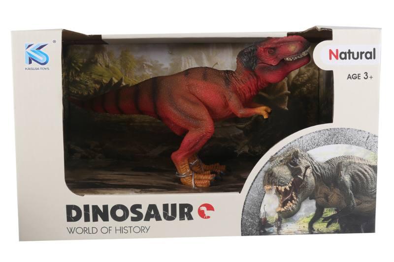Animal model toy solid dinosaur set No.TA260498