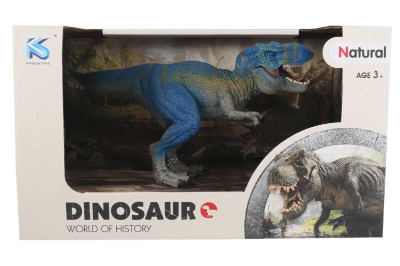 Animal model toy solid dinosaur set No.TA260499