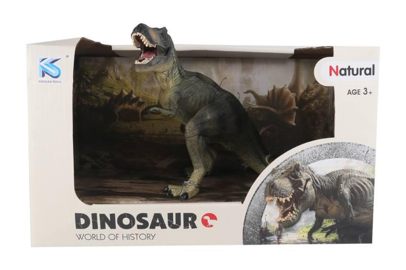 Animal model toy solid dinosaur set No.TA260500