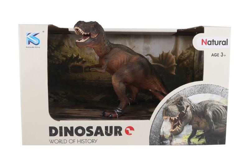 Animal model toy solid dinosaur set No.TA260501