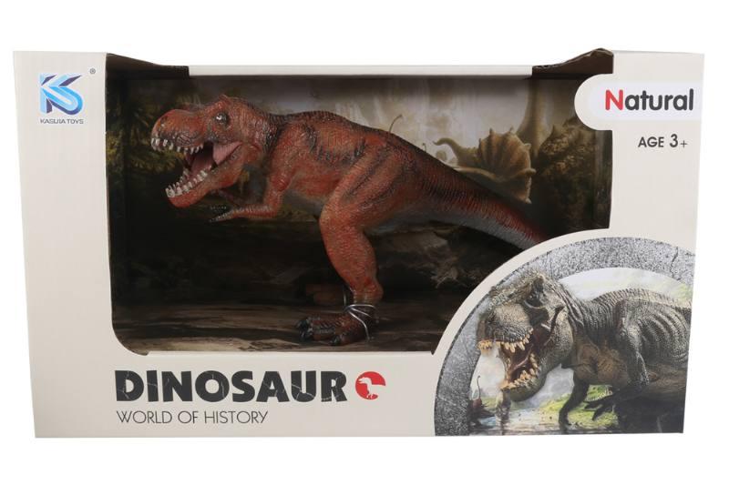 Animal model toy solid dinosaur set No.TA260502