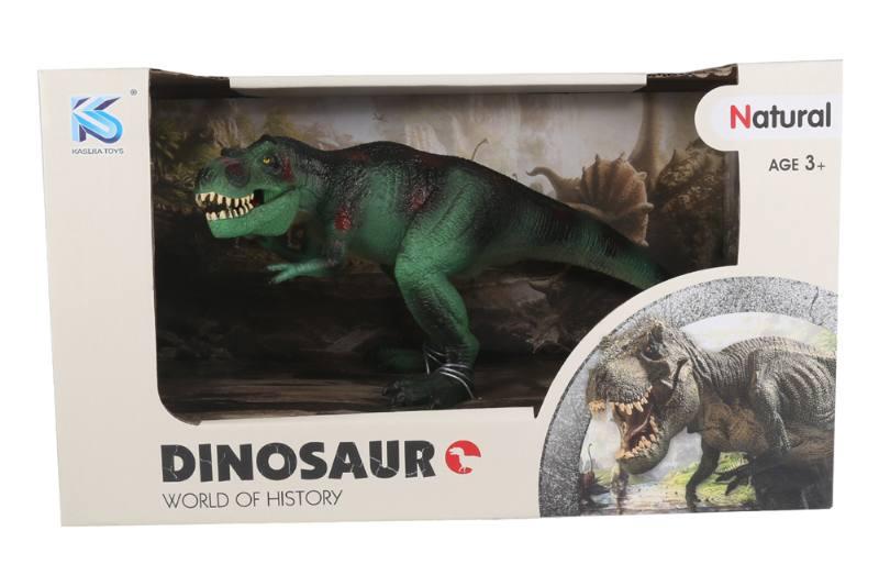 Animal model toy solid dinosaur set No.TA260503