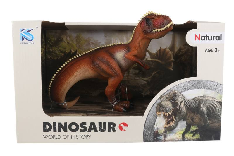 Animal model toy solid dinosaur set No.TA260505