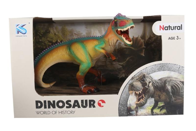 Animal model toy solid dinosaur set No.TA260506