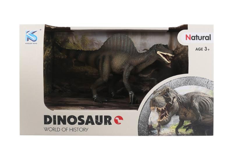 Animal model toy solid dinosaur set No.TA260508