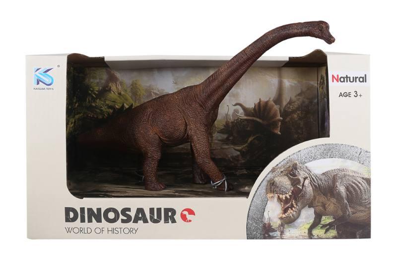 Animal model toy solid dinosaur set No.TA260510