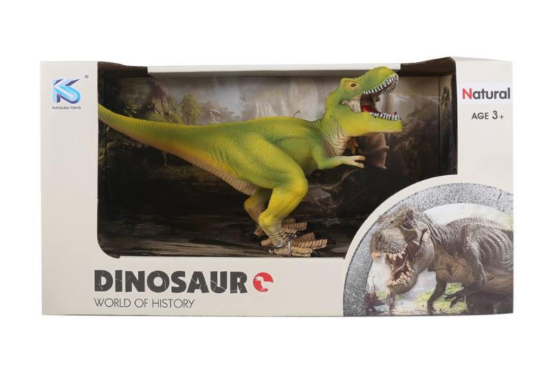 Animal model toy solid dinosaur set No.TA260511