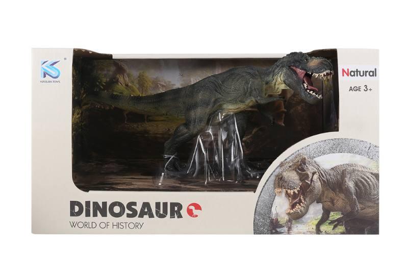 Animal model toy solid dinosaur set No.TA260513