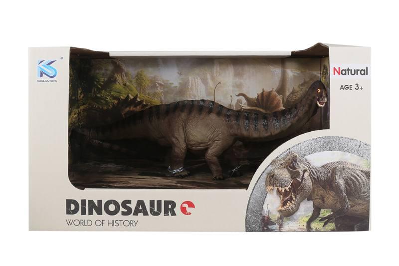 Animal model toy solid dinosaur set No.TA260514