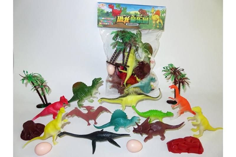 Animal and plant model toy simulation scene dinosaur No.TA260615