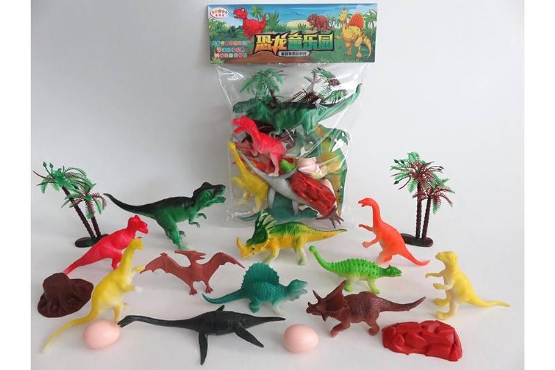 Animal and plant model toy simulation scene dinosaur No.TA260617