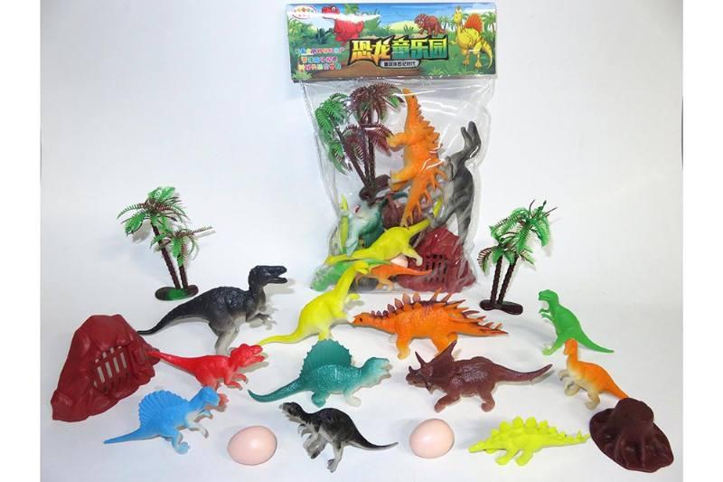 Animal and plant model toy simulation scene dinosaur No.TA260619